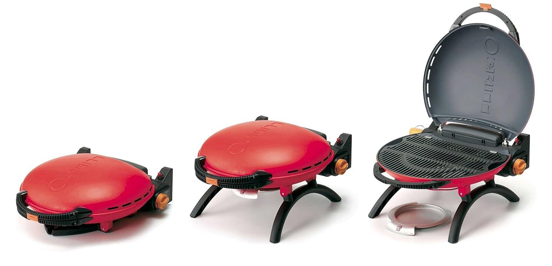 Barbacoa Portátil a Gas O-GRILL 3000 + 2 Kits de Conexión + Bolsa - Superficie de Cocción: 1.450 cm2: Amazon.es: Bricolaje y herramientas