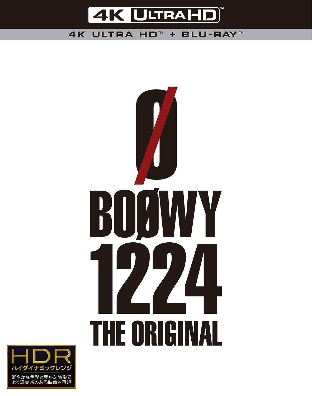 1224 -THE ORIGINAL-(限定盤)(4K Ultra HD Blu-ray+Blu-ray) B075ZZHZPJ