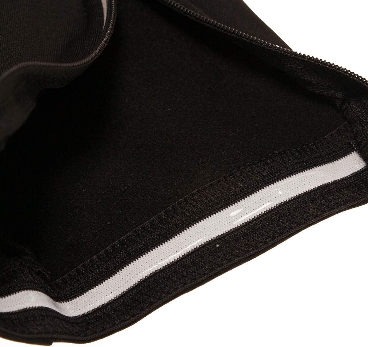 CYCEARTH Hommes Cyclisme Hiver Chaud Pantalon Coupe-Polaire Vent Thermique Jambi/ères VTT V/élo De Route Sport V/élo Mouchoir Jambes