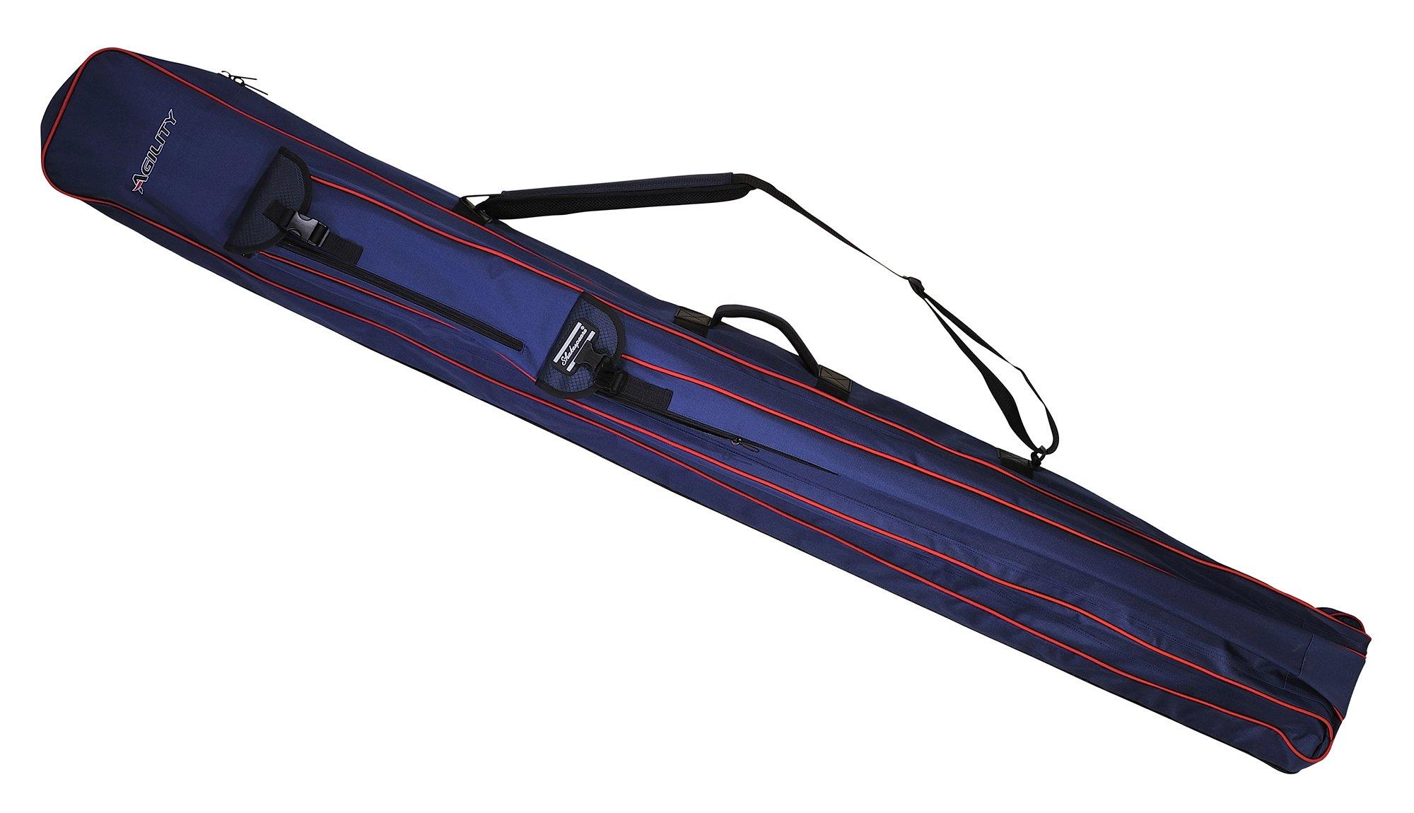 Shakespeare Agility 6 Tube Rod Bag - Blue