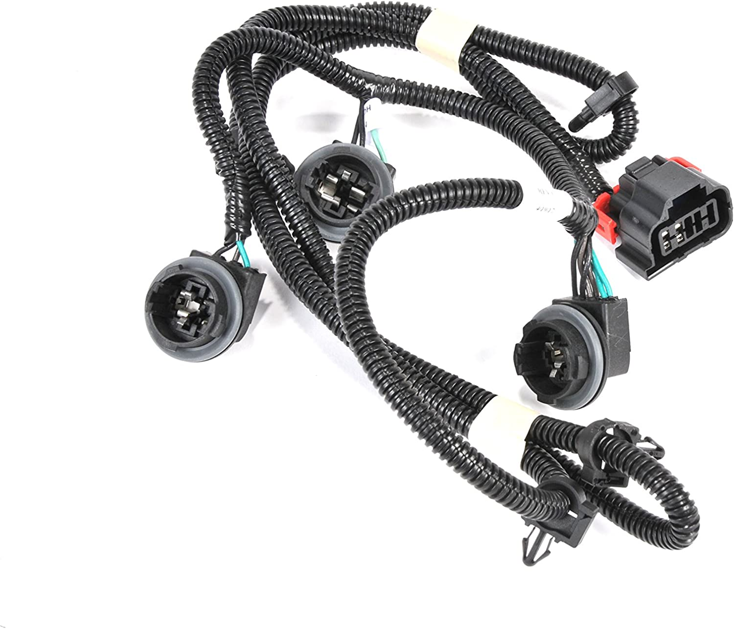 Max 87% Los Angeles Mall OFF GM Genuine Parts 25958495 Passenger Tail Wiring Side Harnes Lamp