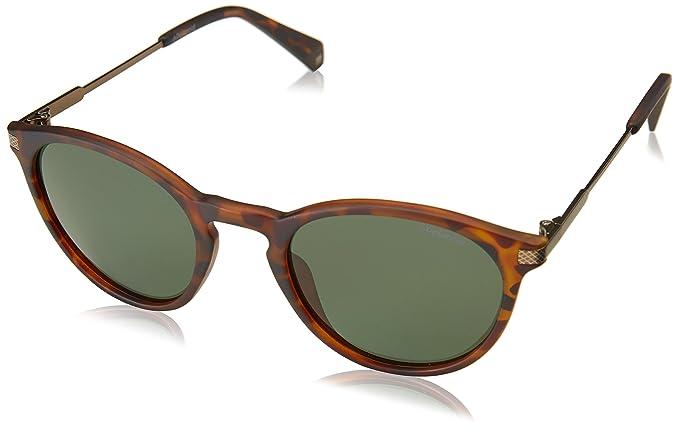 Polaroid Eyewear PLD 2062/S, Gafas de Sol para Hombre, Marrón (Matt