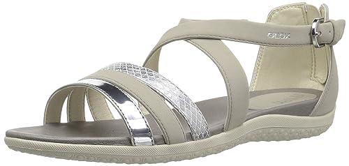co Women's Sandal 13 Vega FlatAmazon Geox ukShoesamp; Bags nOwP8k0