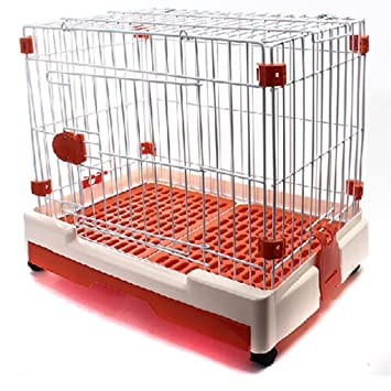 Nido de Mascota Caliente Pet Plegable Dog Cage Dog House Bold Wire Jaula VIP Ratio Bear Kennel Cat Cage Fence Wheeled. Cama Suave para Mascotas: Amazon.es: ...