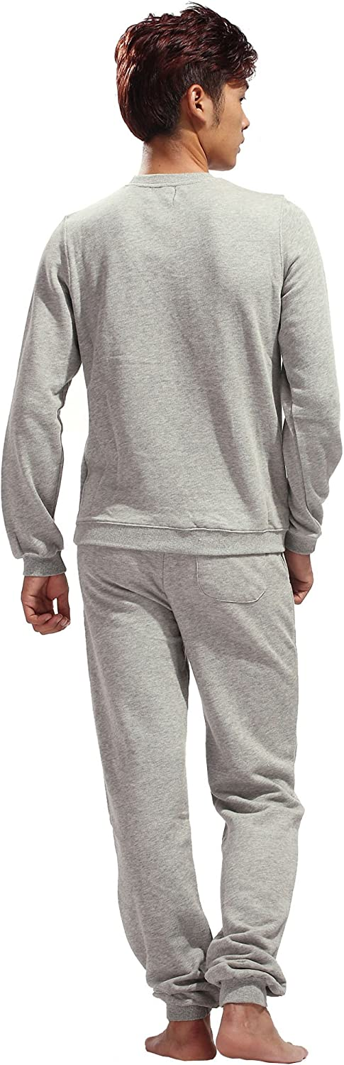 Godsen Mens Pullover Tracksuits Sweatsuit Long-Sleeved Sweatshirts /& Pants