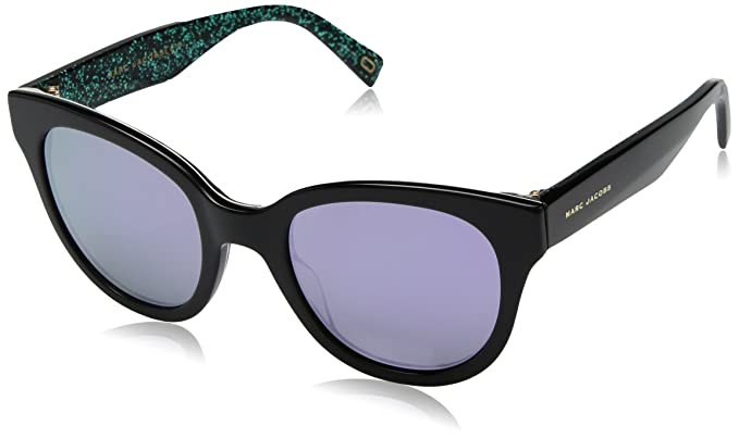 c247b502cc4 Image Unavailable. Image not available for. Color  Marc Jacobs Women s  Marc231s Cateye Sunglasses BKBEANIM 50 mm