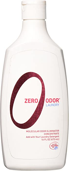 Zero Odor - Laundry Odor Eliminator - Concentrate, 16-Ounce