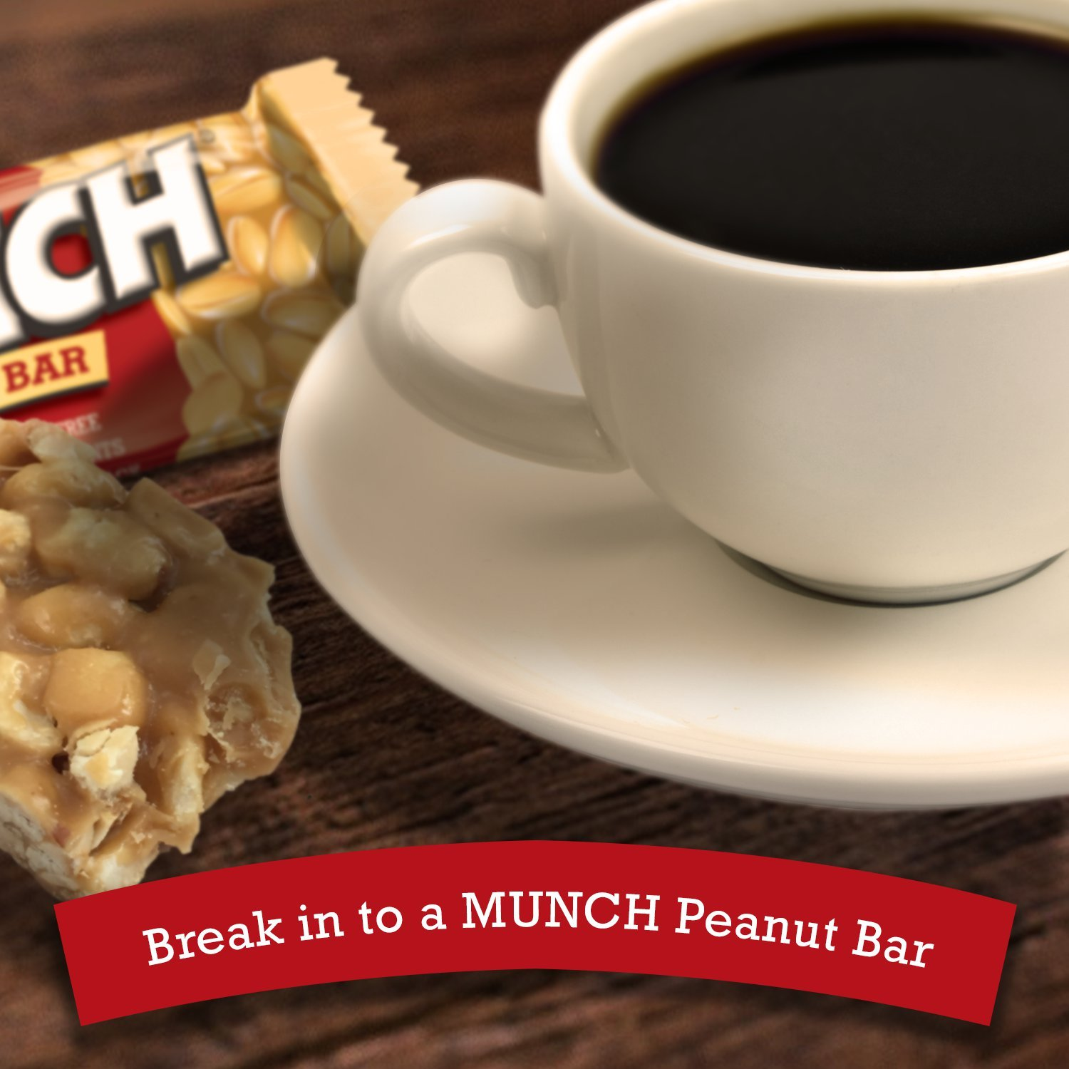 MUNCH Peanut Bar Singles Size 1.42-Ounce Bar 36-Count Box by Munch (Image #5)