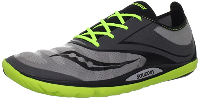 3de75d2d1980 Saucony Hattori LC Minimalist Running Shoes Mens Size  UK 11.5 ...