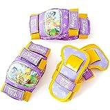 Disney Winnie l'ourson Set de protections protège-genoux Protège coudes 7 pièces + sac à dos