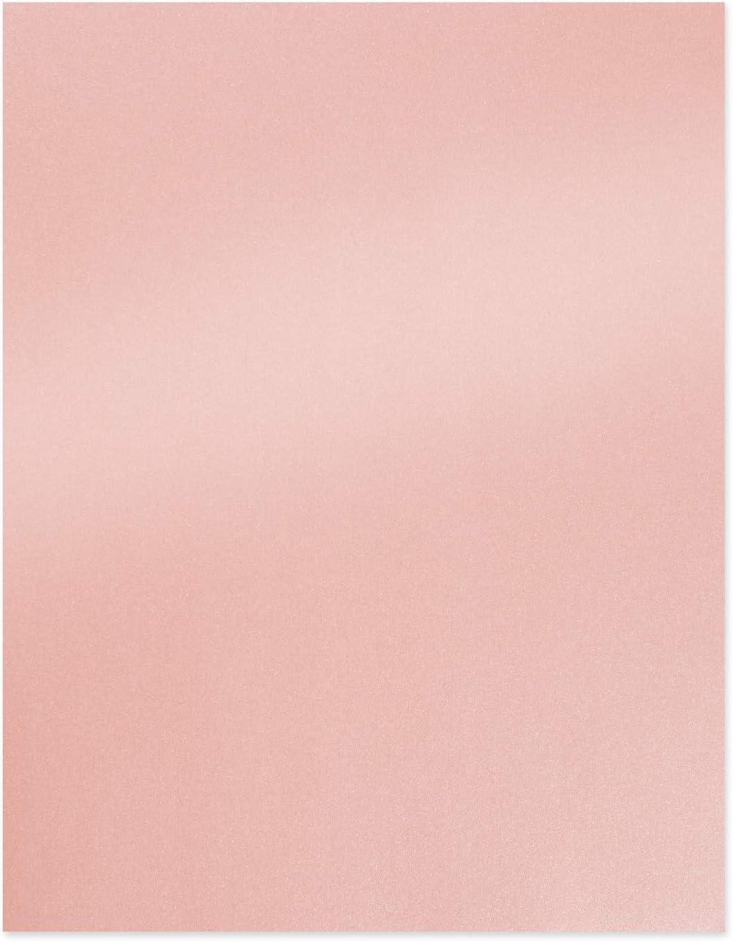 boda bricolaje fiesta de cumplea/ños utilizado para embalaje de manualidades Papel fino dorado rosa a granel 100 hojas de papel de regalo de metal