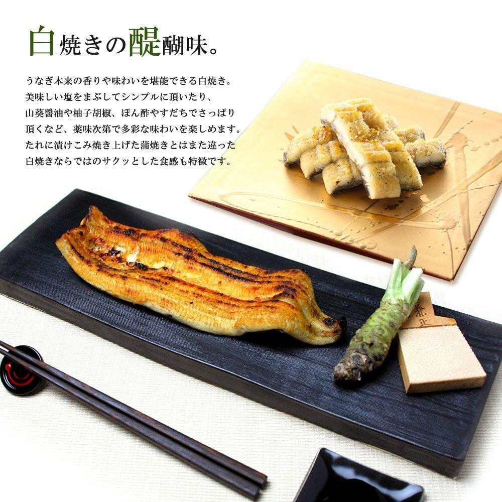 鰻白焼1キログラム
