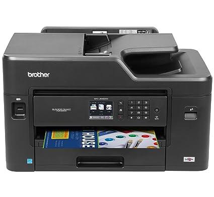 Impresora de inyección de tinta multifunción Brother ...