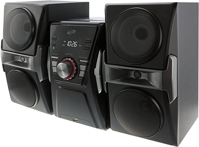 Top 10 Ilive Bluetooth Cd Radio Home Music System