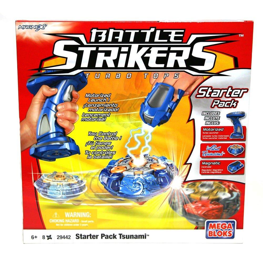 MEGA BLOKS Los delanteros construcción Starter Pack 29442 Juguete: Amazon.es: Juguetes y juegos