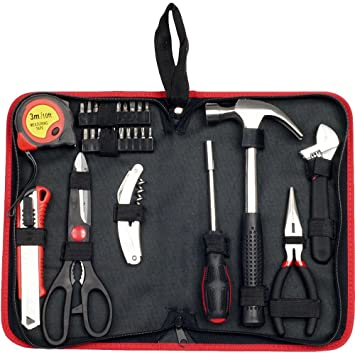 Trademark Tools 75-HANDY HandyMan Tool Kit, 29-Pc.