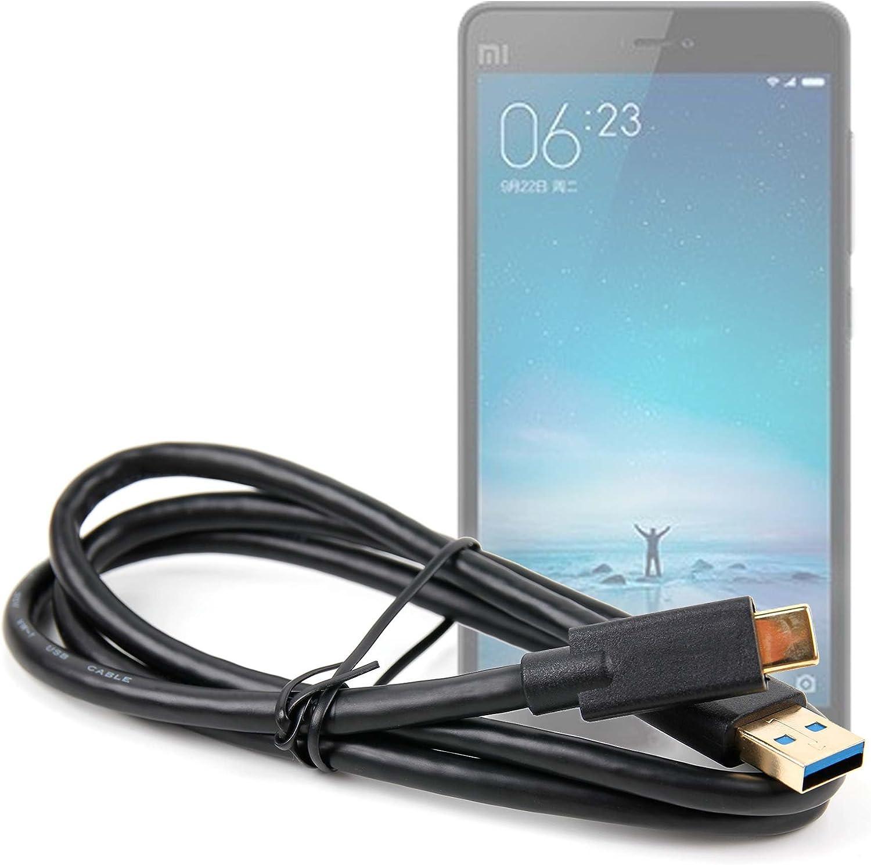 DURAGADGET Adaptador de USB 3.0 a USB C Compatible con Smartphone ...