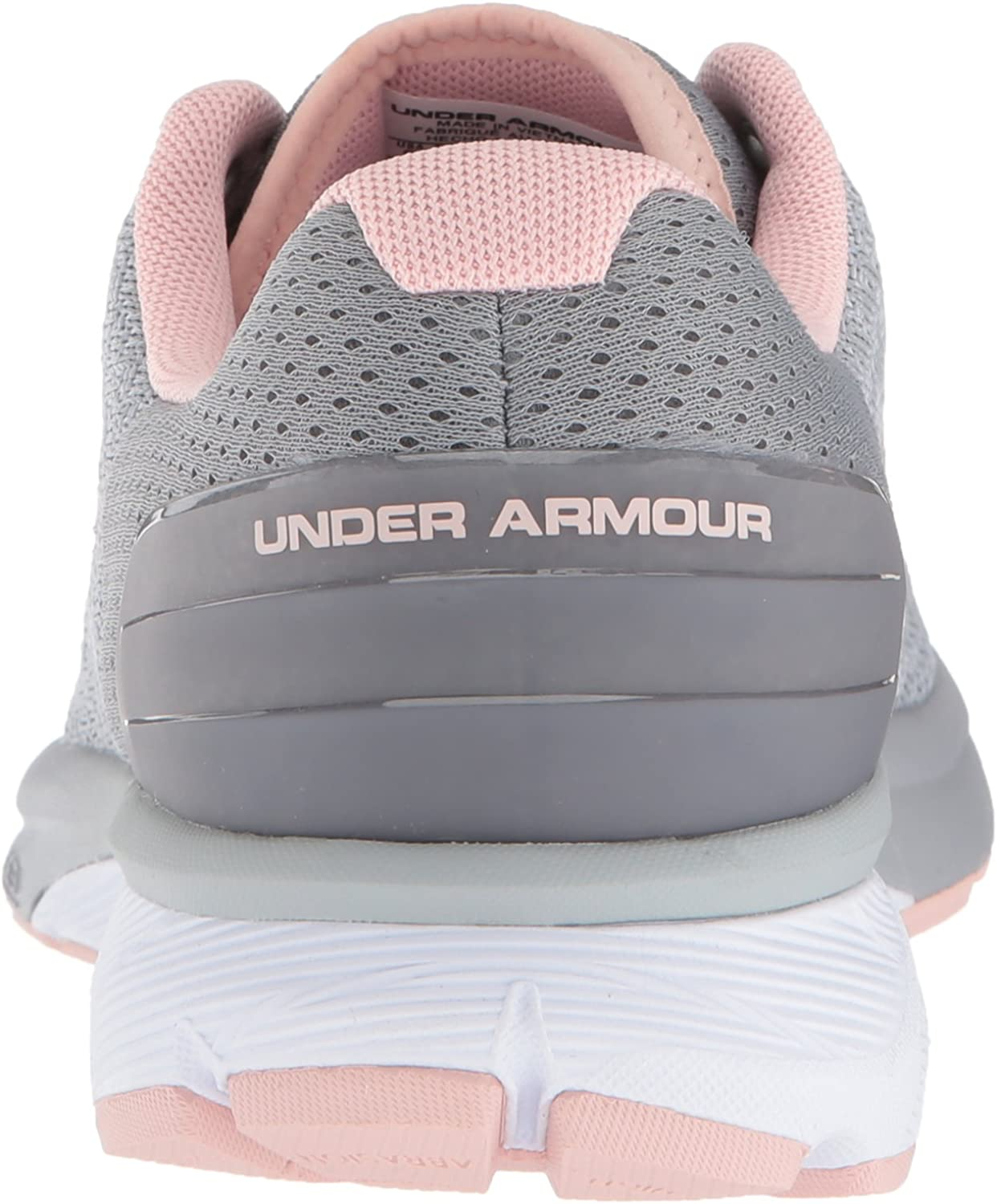 Under Armour Women\'s Charged Escape 2 Running Shoes, Scarpe da Corsa Donna Grigio