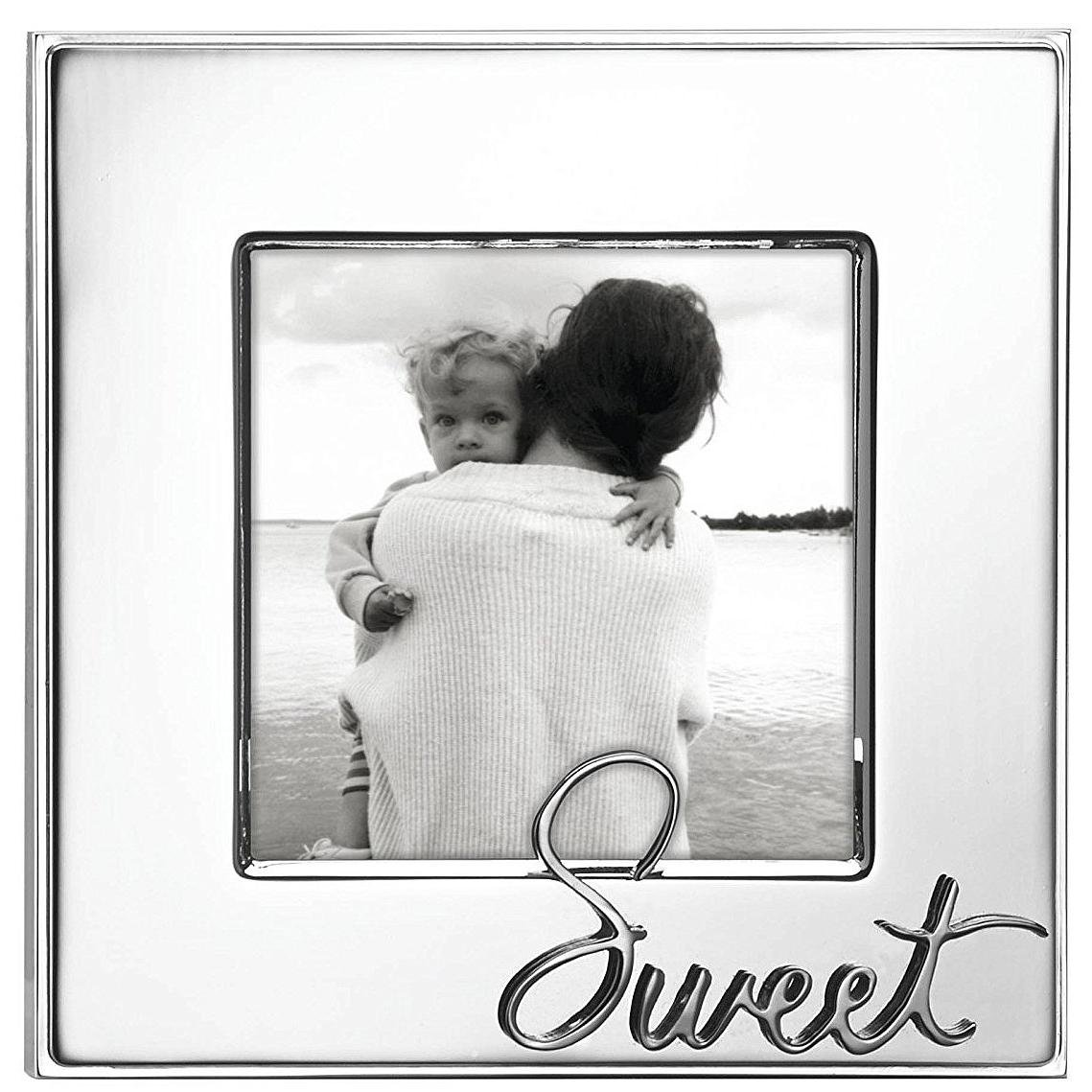 Amazoncom Kate Spade New York In A Word Sweet 3x3 Picture Frame