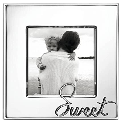 Amazon Kate Spade New York In A Word Sweet 3x3 Picture Frame