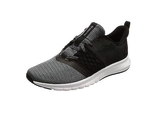 online retailer 4921a 6f8c3 Reebok Print Lite Rush, Zapatillas de Trail Running para Hombre, Negro  (Black