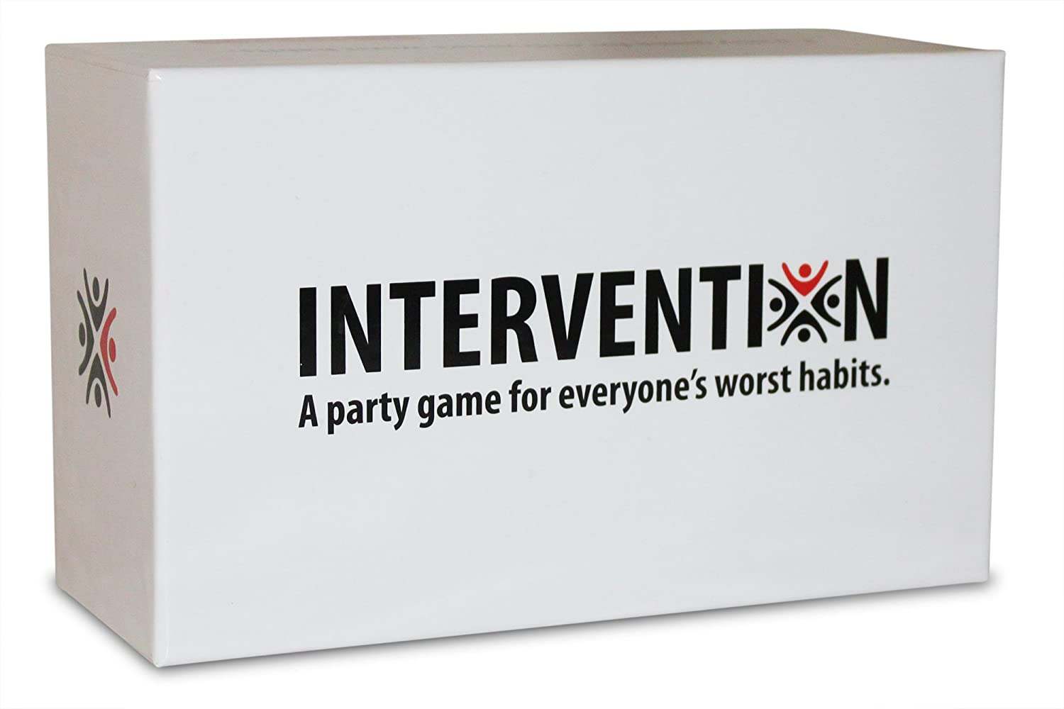 Amazon.com: Intervention - A Party Game for Everyone\'s Worst Habits ...
