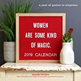 women are some kind of magic 2019 Wall Calendar: a