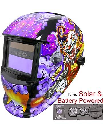 Leopard Funciona con Energía Solar + Oscurecimiento Automático + Función De Rectificado + 9-13