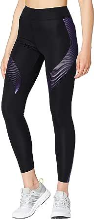 AURIQUE Amazon Brand Women's Printed Sports Leggings