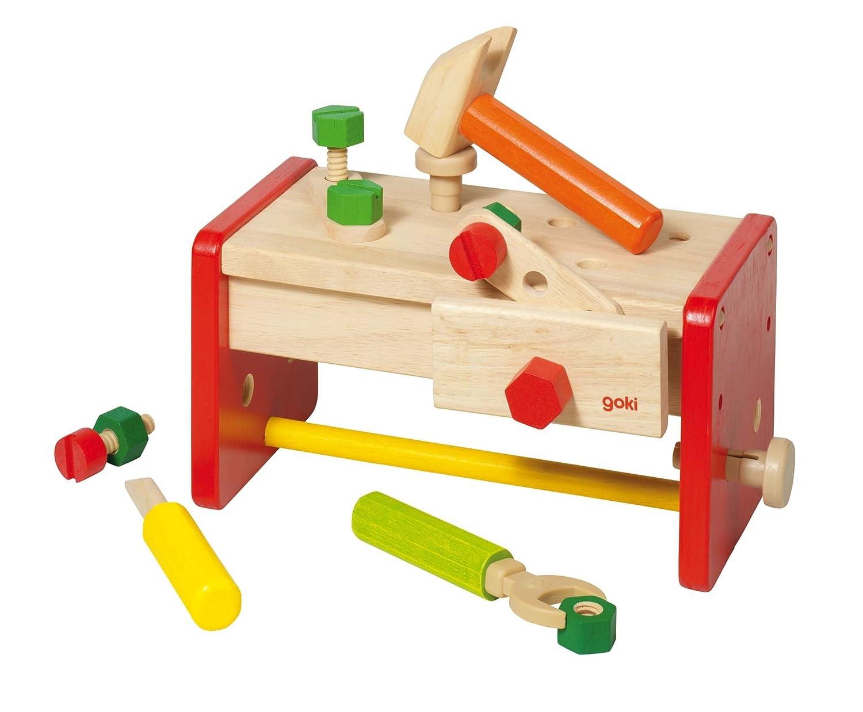 Goki Werkbank Goki Werkzeugkasten