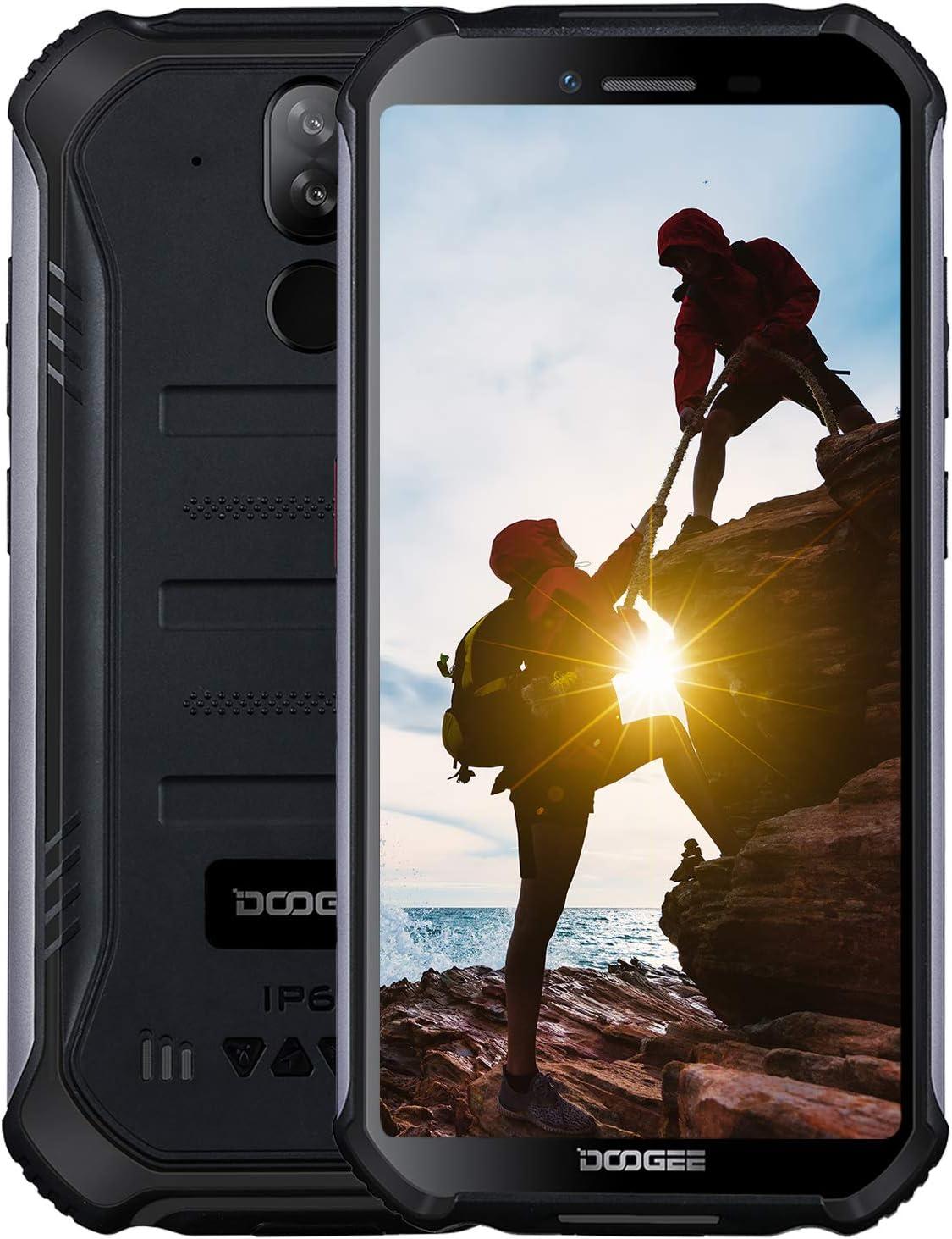 DOOGEE S40 Telefonos Moviles Libres 4G Antigolpes IP68/IP69K ...