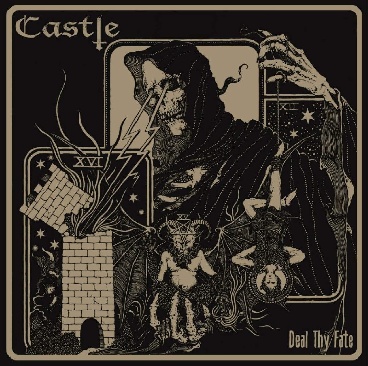 Vinilo : Castle - Deal Thy Fate (LP Vinyl)