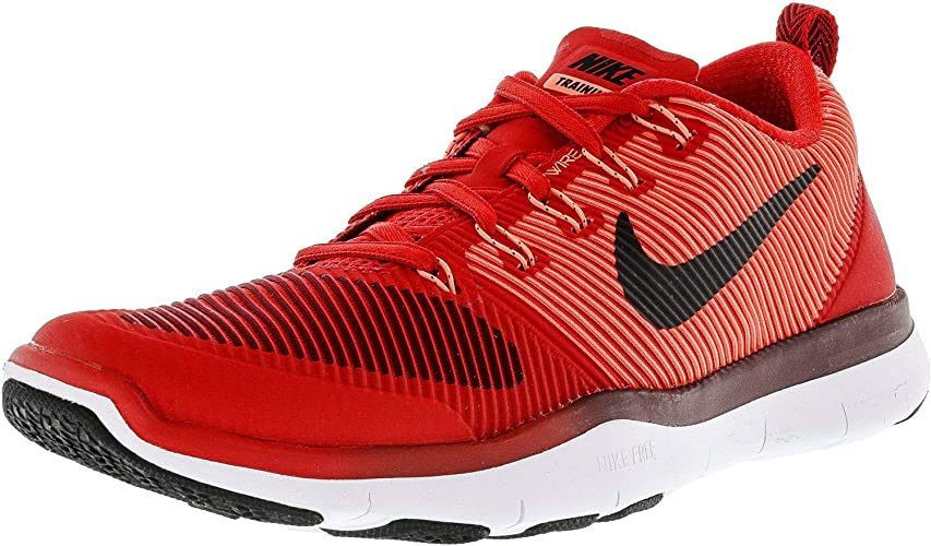 Black Ankle-High Cross Trainer Shoe