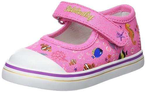 Pablosky 947270, Zapatillas para Niñas, Rosa, 23 EU