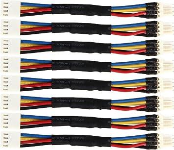 CHENGYIDA - Cable de extensión de velocidad de ventilador de ...