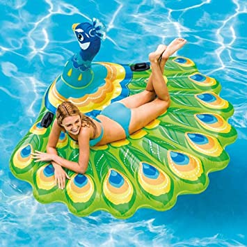Nadar Fiesta Juguetes Balsa Inflable Fiesta de Verano Pvc Adulto ...