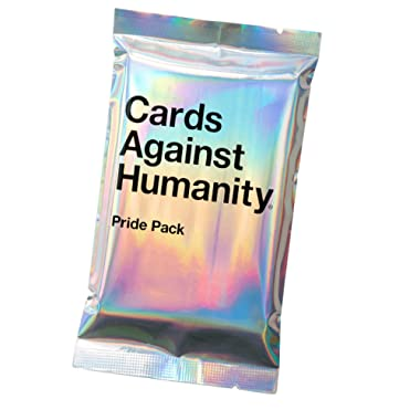 Cards Against Humanity Pride Pack Without Glitter (Original Version)