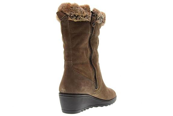 ENVAL SOFT Chaussures femme bottes à talons 89952 00 BOUE taille 40 Vase   Amazon.fr  Chaussures et Sacs 7e31a80d8c8