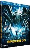 Spiders [Blu-ray 3D] [Combo Blu-ray 3D + DVD] [Combo Blu-ray 3D + DVD]