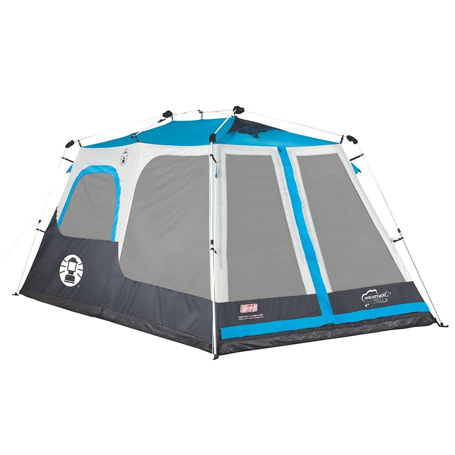 bonus cabins airbeds cabin of bundle queen person tent s picture value instant with ozark trail p