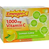 Emergen-C Lemon-Lime 30 packets