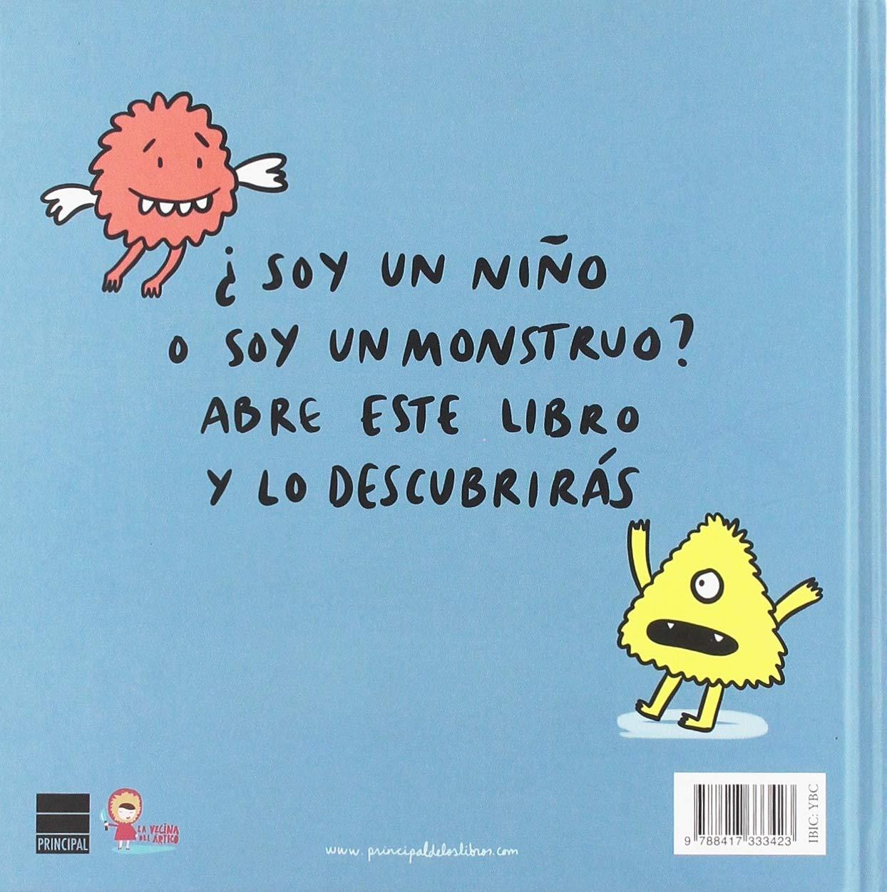 Un monstruo: Amazon.es: Lyona: Libros