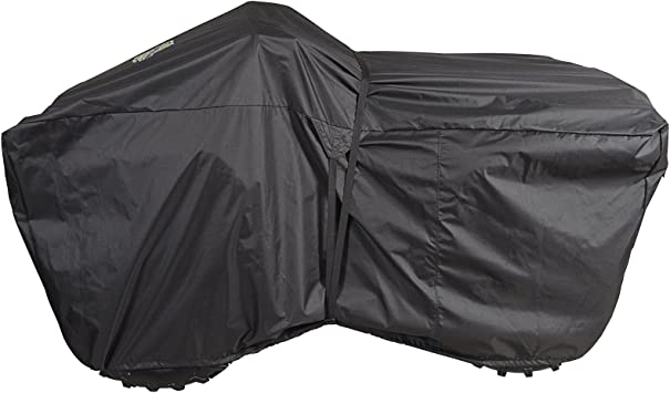 Honda FourTrax Foreman 500 ATV Trailerable Cover HEAVY DUTY+TIE DOWN KIT X1