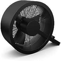 Stadler Form SF-Q Floor Fan, Black
