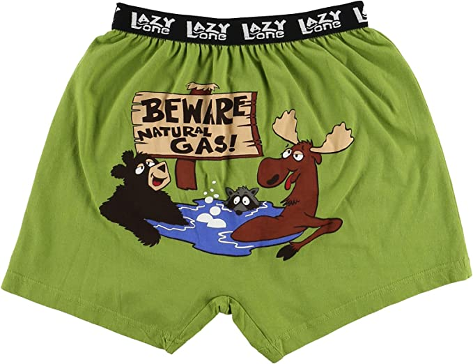 Lazyone In The Buff Homme Boxer Shorts