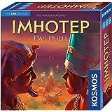 Imhotep - Das Duell: Familienspiel für 2 Spieler ab 10 Jahren