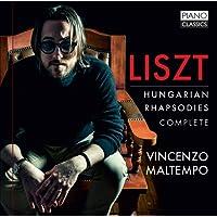 Liszt: Hungarian Rhapsodies Complete