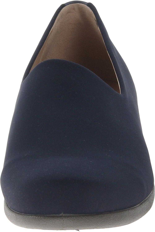ECCO Womens Abelone Stretch Loafer