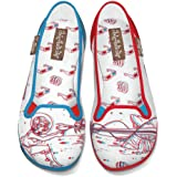 Hot Chocolate Design Chocolaticas Women's Slip-On Fashion Sneaker Flat