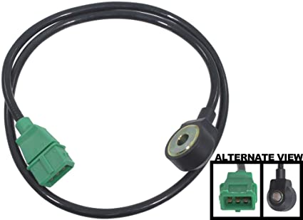 APDTY 133786 Engine Knock Sensor Fits Select VW Audi 054-905-377A, 034